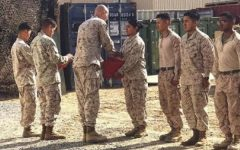 PMHS graduate promoted to sergeant in U.S. Marine Corps