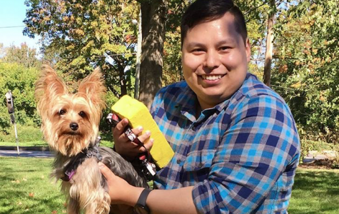 Meet PMHS alumni Oz Coto-Chang, the man behind youth services at Pelham library