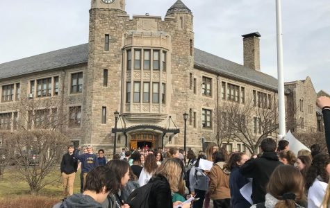 Pelham students like to walkout, but does it do anything?