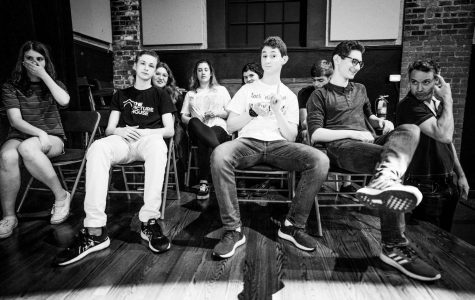 Picture House high school improv troupe Pelicants to headline Rockwells on Monday