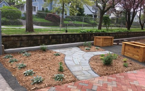 Siwanoy's new outdoor classroom completed, offering a new green learning space for Pelham's youth