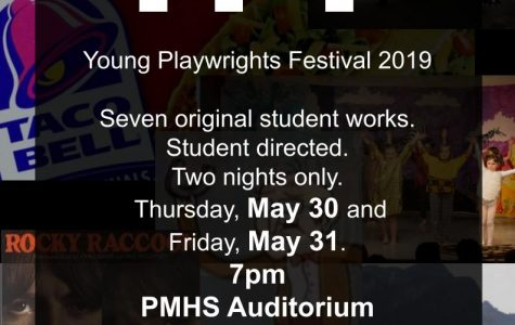 PMHS Young Playwrights Festival showcases student writing Thursday and Friday