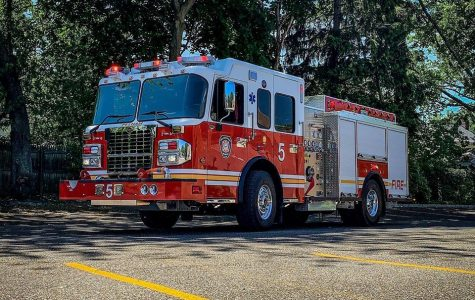Pelham Fire Department debuts new 2019 Spartan Smeal Pumper at Memorial Day Parade