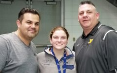 PMHS senior Jennifer Bell named high school All America Diver for third time