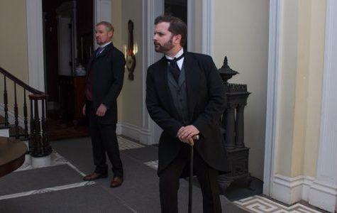 'Sherlock Holmes: The Adventure of the Dancing Men' at Bartow Pell Thursday, Saturday, Sunday