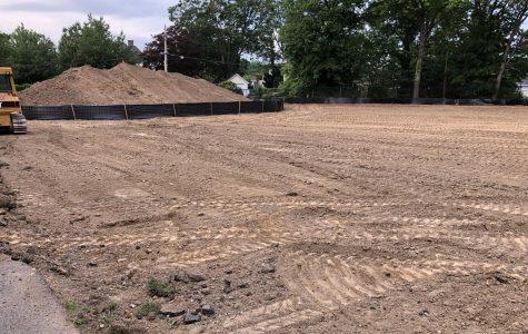 Foto Feature: Hutch site prep well underway; rock blasting begins Friday