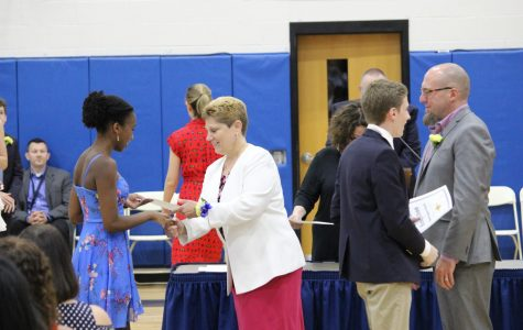 Foto Feature: Pelham Middle School graduation June 24