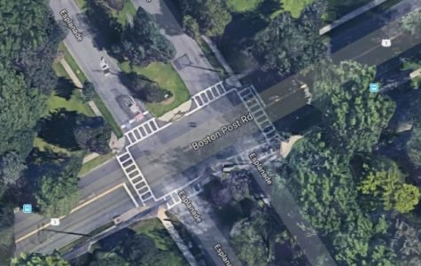 Grant to place pedestrian signal at Boston Post and Esplanade secured by Assemblywoman Paulin's office