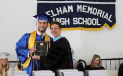 W.W. Fairclough Prize and Memorial Tablets awarded at PMHS graduation