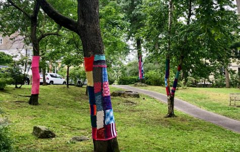 Pelham Art Center unveils new public installations in its courtyard and at Wolfs Lane Park