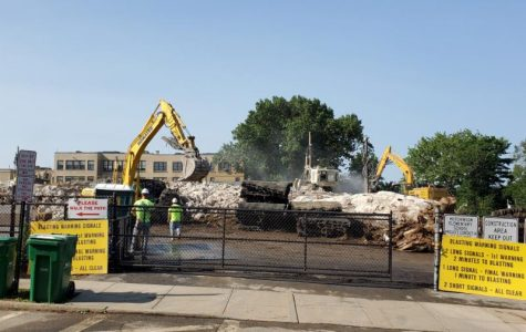 Superintendent's summer update: Season brings site prep at Hutch, building at Glover, expanding Colonial playground space