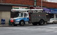 File photo of Con Ed truck.