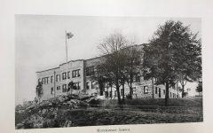 Hutchinson School, 1918.
