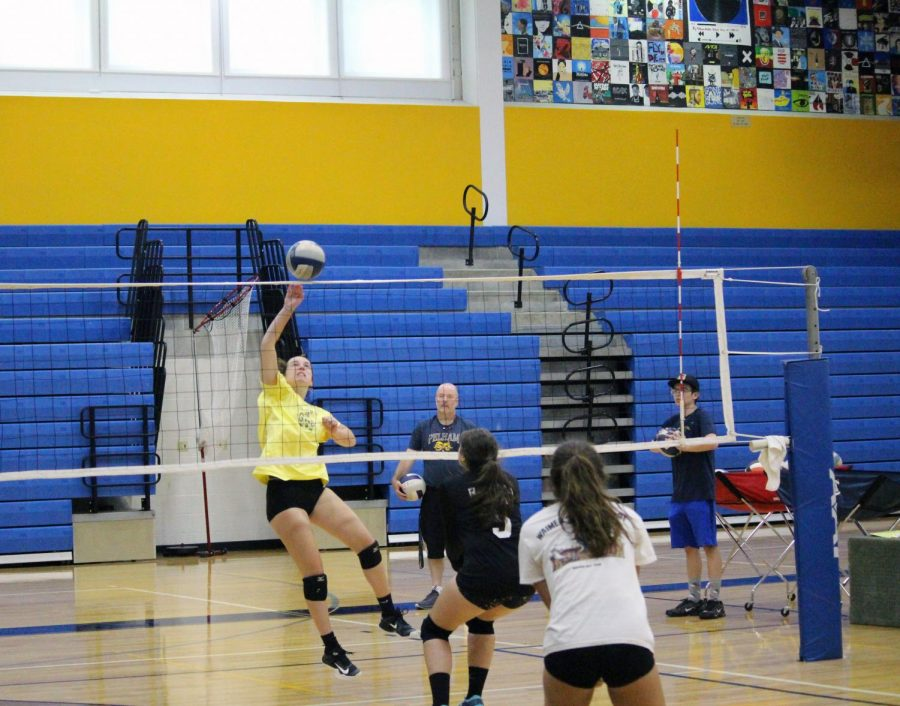 Foto Feature: PMHS fall sports start practices