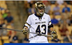 Matt Landis, 2012 PMHS graduate and All-American, nominated for Lohud boys lax player of the decade