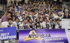 Pelham varsity hockey ranked at #7 in New York State Sports Writer Association weekly NYS DII rankings