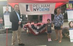 'Pelham is great because it's a community where everybody can share and live and work together as friends'