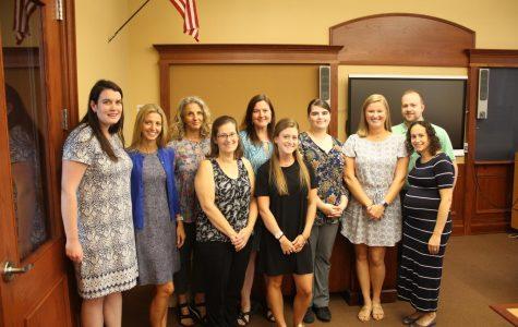 Foto Feature: New Pelham teachers and graduate interns