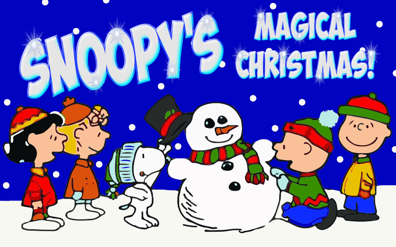 SOOP+Theatre+Company%27s+holiday+show+%27Snoopy%27s+Magical+Christmas%21%27+comes+to+530+Studios
