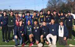 PMHS varsity and JV rugby 7s teams win their New York State championship series
