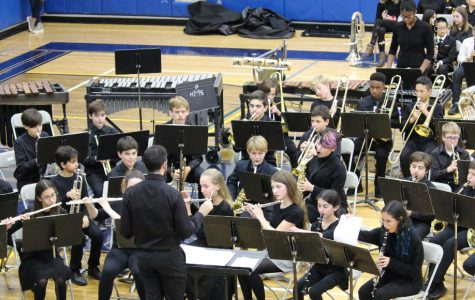 Foto Feature: Pelham Middle School orchestra, band and chorus concerts
