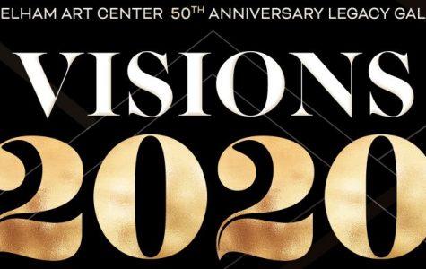 Pelham Art Center host 50th anniversary gala 'Visions 2020' March 21