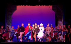 Foto Feature: Rehearsals for PMS Drama Club's production of 'Frozen Jr.'—which runs Thursday to Sunday