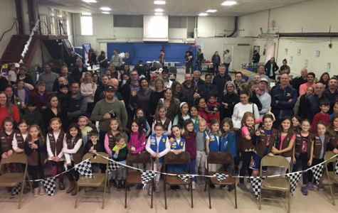 Pinewood Derby: Pelham Girl Scouts just wanna race cars