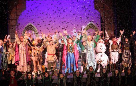 Foto Feature: 'Frozen Jr.' melts hearts in Pelham Middle School production
