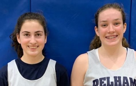 Plunkett and Prisco of girls' basketball named PMHS Athletes of the Week