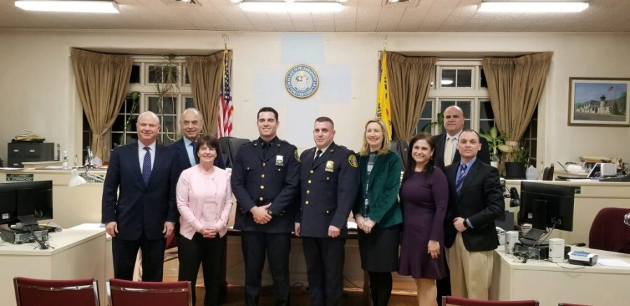 Pelham+Manor+Police+Officer+Paul+Roberts+assigned+to+detective+squad