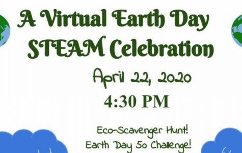 PMHS science department and Junior League create virtual Earth Day for K-5 families