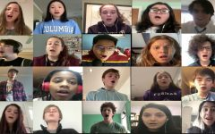 Video: PMHS chorus sings 'Dear Evan Hansen' medley