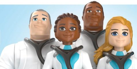 Mattel creates Thank You Heroes toy line of frontliners—donates some of profits