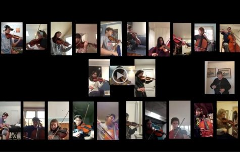 Video: PMHS orchestra students perform 'Halcyon' by Hofeldt