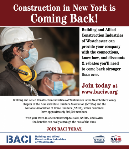 BACI, newest chapter of state builders association, ready to help Westchester members reopen