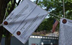 The Pelham village board deferred putting the installation