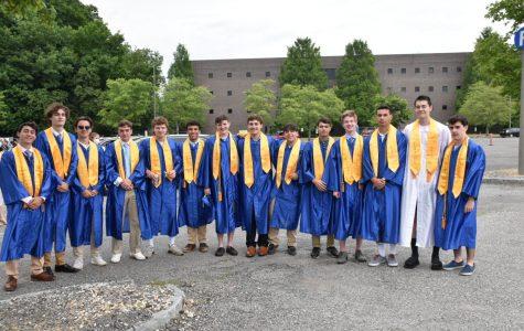 Complete list of 2020 graduates of Pelham Memorial High School