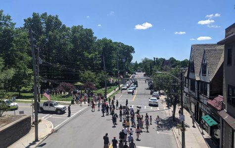 'No Justice?' 'No Peace!' Pelham rally seeks to give white residents glimpse of black experience
