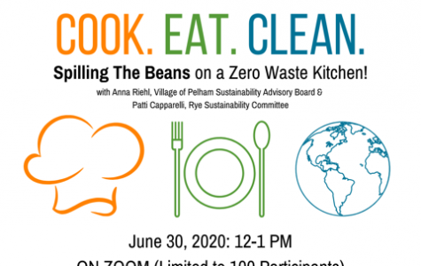 Seminar on zero waste kitchen offered June 30 by eco-groups
