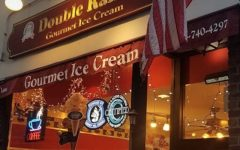 Clay Bushong, co-owner of Cantina Lobos, buys Double Rainbow ice cream store