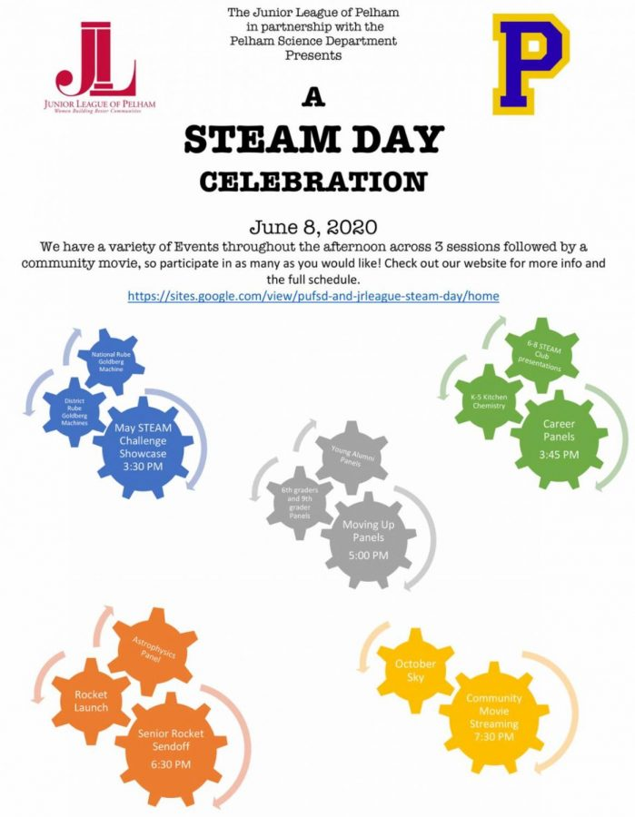 Virtual+STEAM+celebration+for+K-12+students+offered+Monday+by+Pelham+schools+and+junior+league