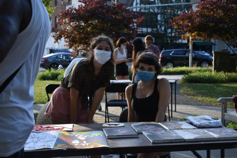Local art students fundraise for Black Lives Matter