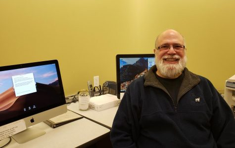 Sleepy Hollow resident Joe Bruno is using his computer to help.