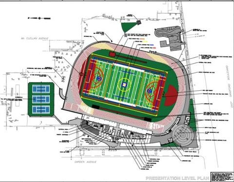 Westchester approves $25 million contract to restore Mount Vernon's Memorial Field