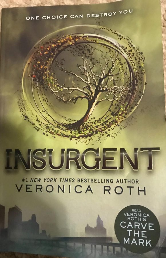 'Insurgent' good read for fans of dystopian novels but not up to mark of 'Divergent'