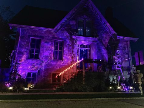 Spooky Scenes: 463 1st Ave.