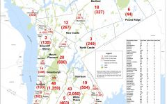 Westchester reports Covid-19 cases by municipality: Pelham Manor and Pelham with 10 active cases
