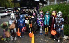 Foto Feature: 'Trunk or treat!' Huguenot Children's Choir celebrates Halloween