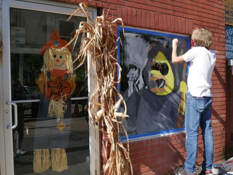 Foto Feature: Paint the town Halloween